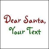 Dear Santa - Customize Your Own
