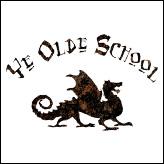 Ye Olde School Medieval Dragon
