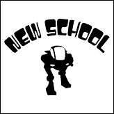 New School Robot