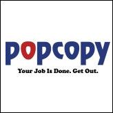 Popcopy - Copy Chain Logo Parody