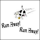Monty Python & The Holy Grail - Run Away!