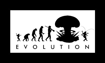 Funny Human Evolution Chart